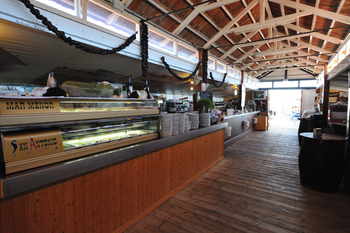 San Antonio Balneario La Encarnación Snack bar and Restaurant