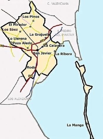 La Grajuela San Javier