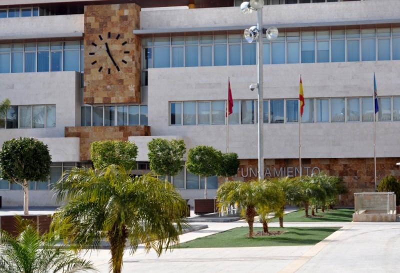 Ayuntamiento de San Javier