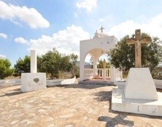 The La Pinilla Vía Crucis.