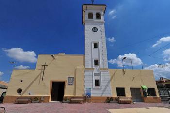 The church of Nuestra Señora de Montserrat in La Pinilla