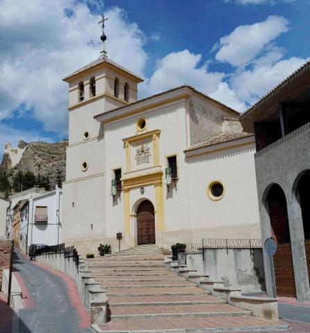 Calasparra, Iglesia Parroquial de San Pedro Apóstol