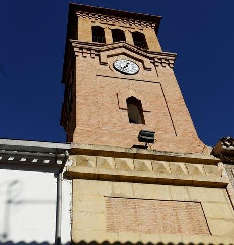 Torre del Reloj, Calasparra