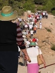 Romería to the Sierra of San Miguel, Calasparra