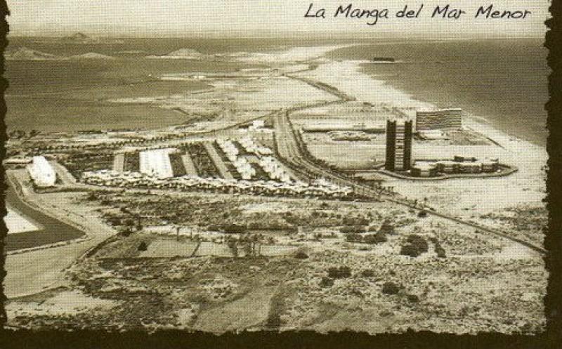 Puerto Tomas Maestre, the largest marina in La Manga del Mar Menor