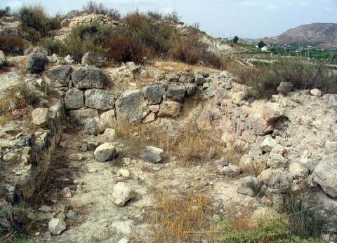El Cigarralejo, Iberian site, Mula