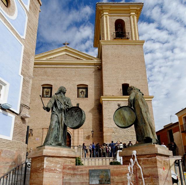 Iglesia de San Miguel Arcángel, Mula