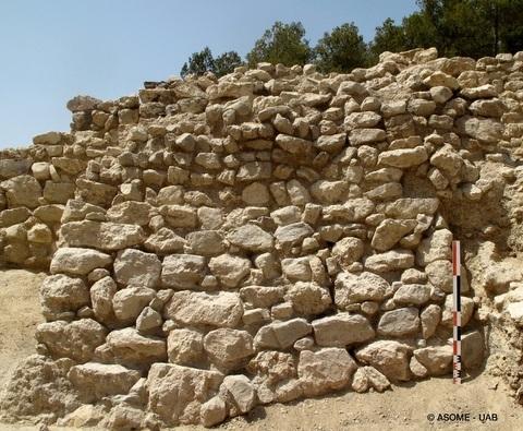 History rewritten, 4200 year old bronze age fortress unveiled at La Bastida, Totana
