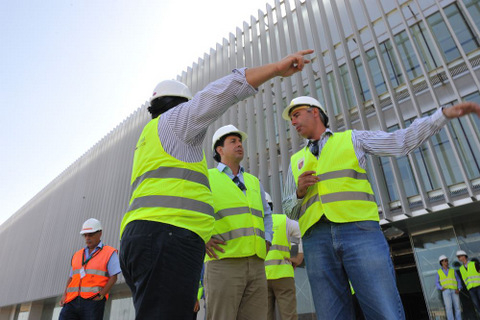 <span style='color:#780948'>ARCHIVED</span> -  Corvera airport: Antonio Sevilla maintains determination to open airport