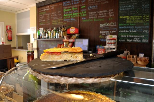 Buenavista Cafe Bar in Puerto de Mazarron