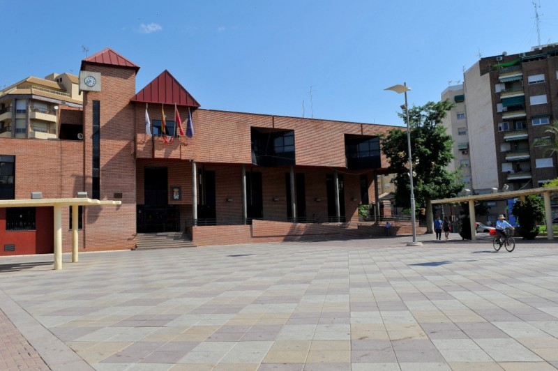 Ayuntamiento, Town Hall in Molina de Segura