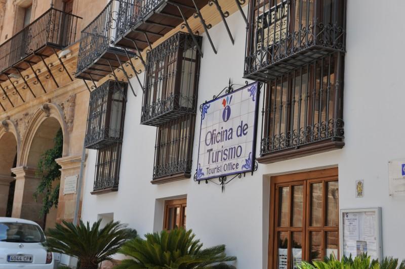 Murcia today lorca tourist information office - Oficina de turismo murcia ...