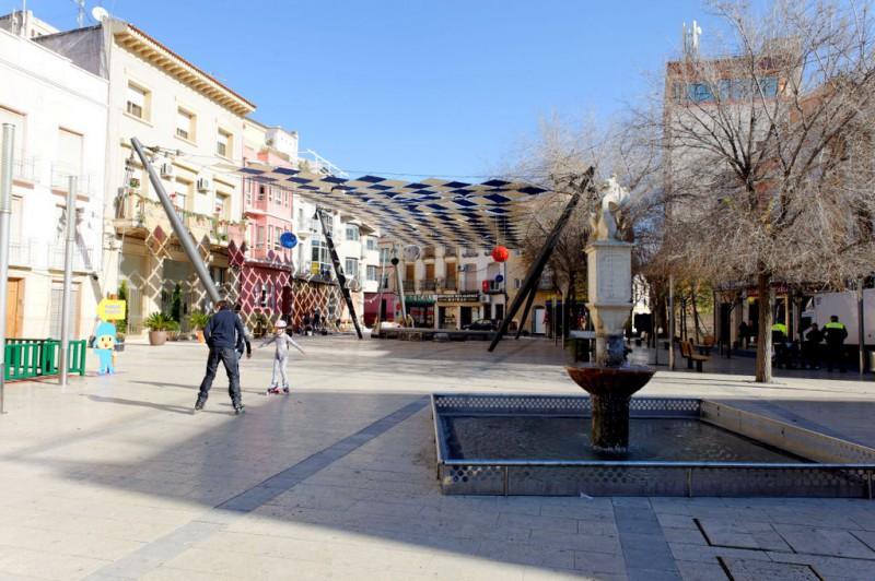 Plaza de la Corredera Calasparra