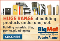 BigMat Fuente Alamo building supplies and hardware