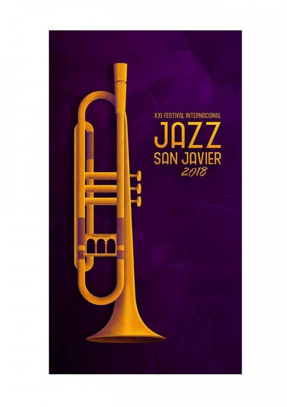 <span style='color:#780948'>ARCHIVED</span> - 30th June to 28th July San Javier Jazz Festival 2018