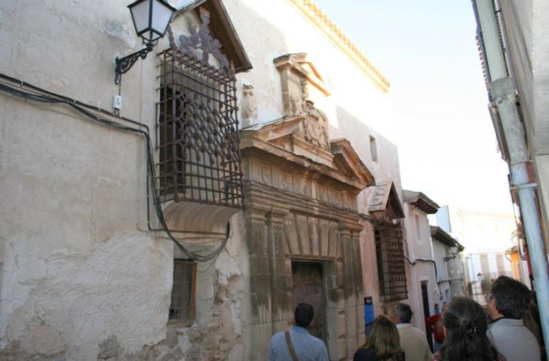 Casa Pérez de los Cobos, Jumilla