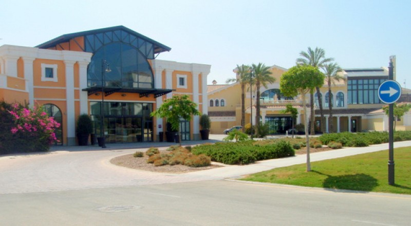 <span style='color:#780948'>ARCHIVED</span> - La Torre Golf Resort hotel re-opening illustrates the optimism brought by Corvera airport