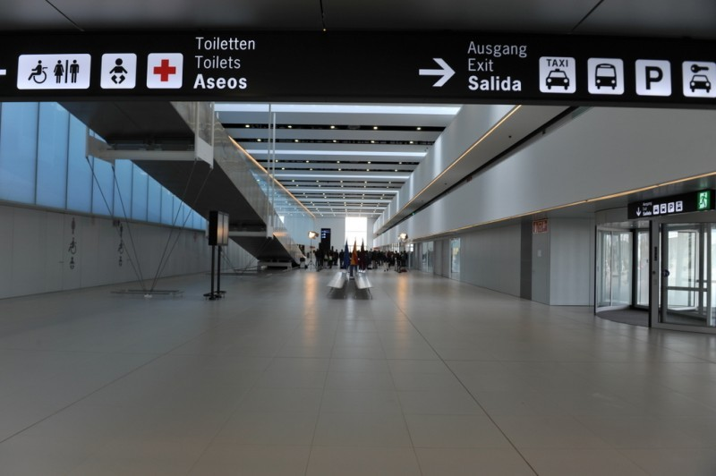 Corvera International airport articles