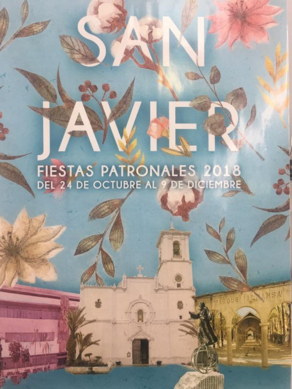 <span style='color:#780948'>ARCHIVED</span> - 23rd November to 9th December Fiestas patronales in San Javier