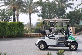 Where is the Mar Menor Golf Resort?