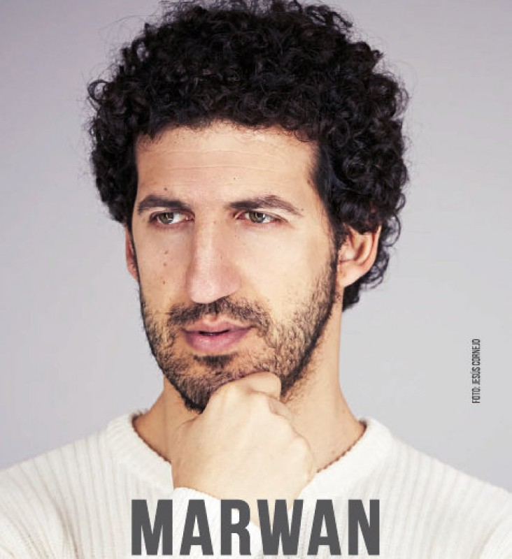 <span style='color:#780948'>ARCHIVED</span> - 17th May, Marwan in concert at the Teatro Guerra in Lorca