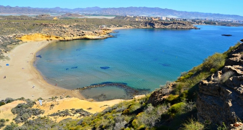 <span style='color:#780948'>ARCHIVED</span> - 19th May 4km FREE guided walk along four wild beaches in the Águilas municipality
