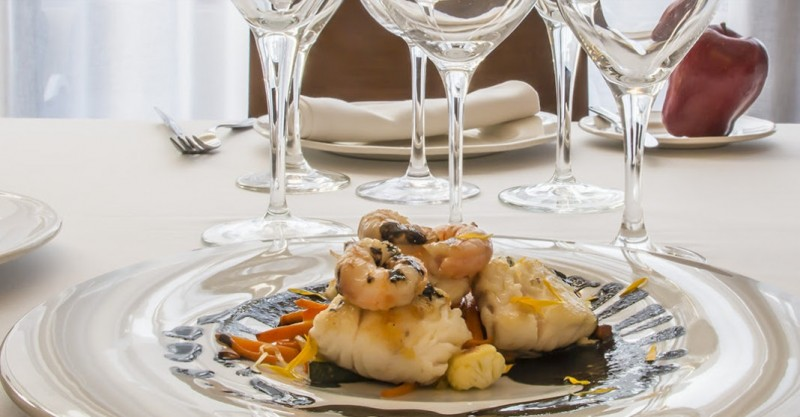 Exquisite dining at La Solana Bar and Restaurant in La Manga Club