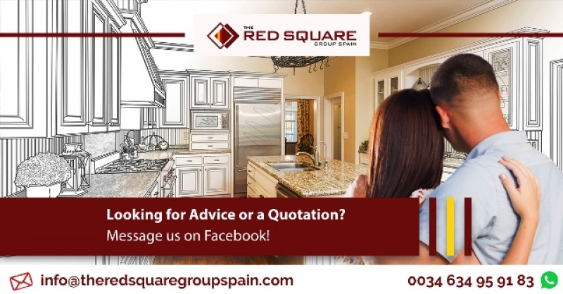 The Red Square Group Spain, your one stop shop for all building and property maintenance needs in south-west Murcia area.