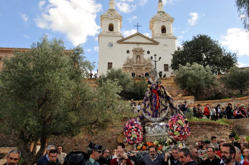 <span style='color:#780948'>ARCHIVED</span> - 17th September 2019 Romería of the Virgen de la Fuensanta in Murcia City