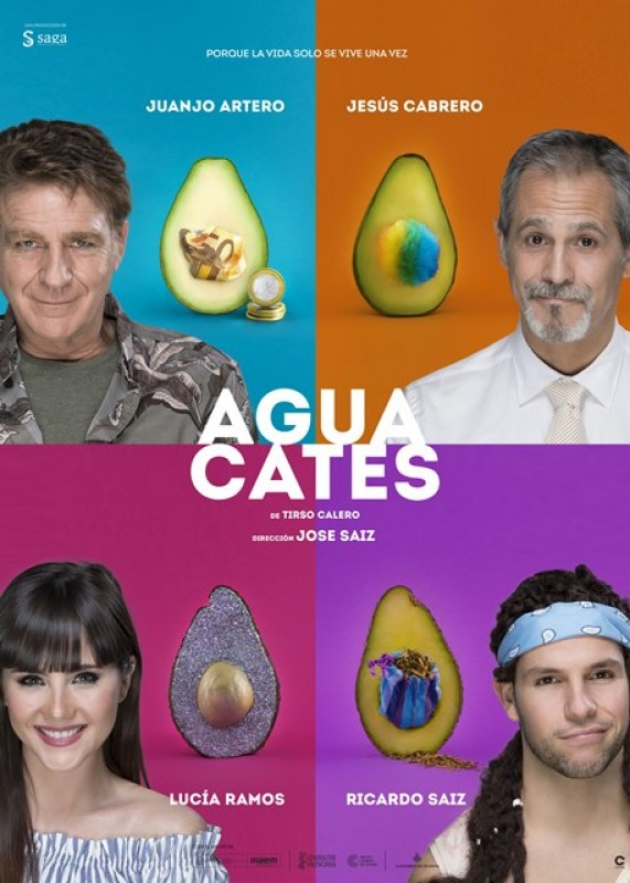 <span style='color:#780948'>ARCHIVED</span> - 17th May Spanish language theatre in Águilas Aguacates