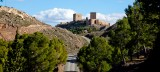 April 2019 opening hours for Lorca castle