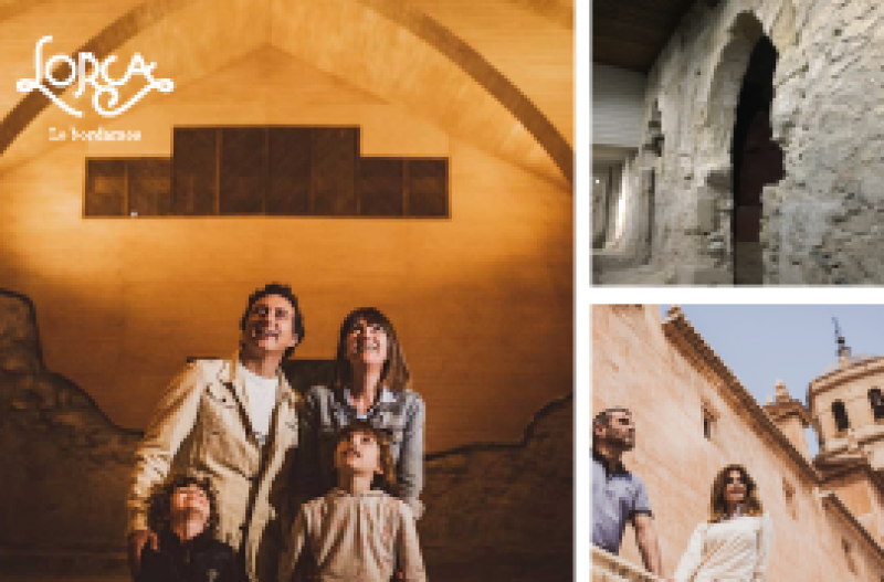<span style='color:#780948'>ARCHIVED</span> - Sunday 19th May: a full day in Lorca for 12€ exploring its Jewish, Moorish and Christian roots