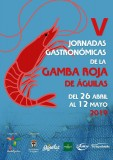 26th April to 12th May: Special set menus in Águilas using local red prawns