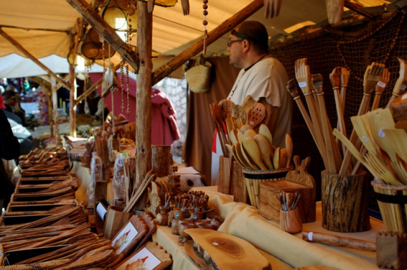 <span style='color:#780948'>ARCHIVED</span> - 10th to 12th May Medieval Market in Alhama de Murcia