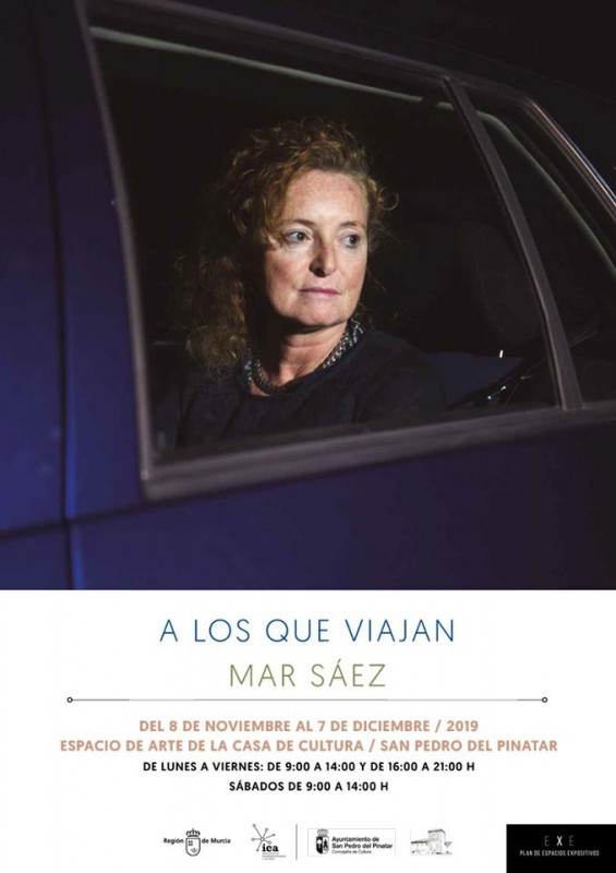<span style='color:#780948'>ARCHIVED</span> - A los que viajan by Mar Sáez in San Pedro del Pinatar