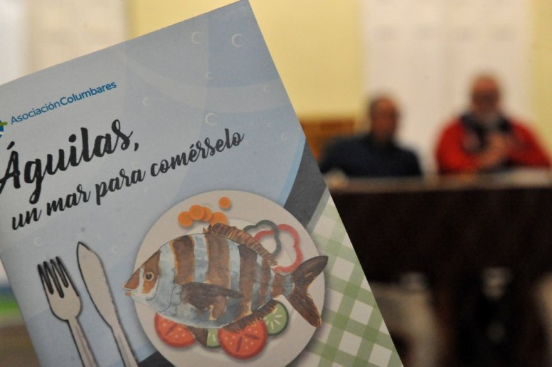 Sabores y Sabores; free recipes for sustainable fish consumption here in the Murcia Region