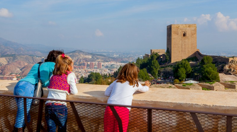 <span style='color:#780948'>ARCHIVED</span> - Every Thursday ENGLISH language tour package in Lorca castle during the festive season
