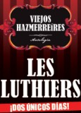 3rd and 4th October, Les Luthiers perform at the Auditorio Víctor Villegas in Murcia