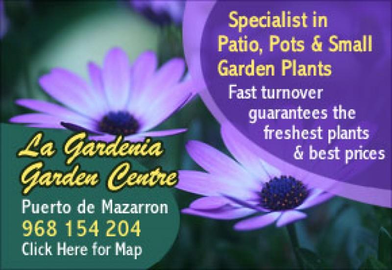 La Gardenia Garden Centre Puerto de Mazarrón