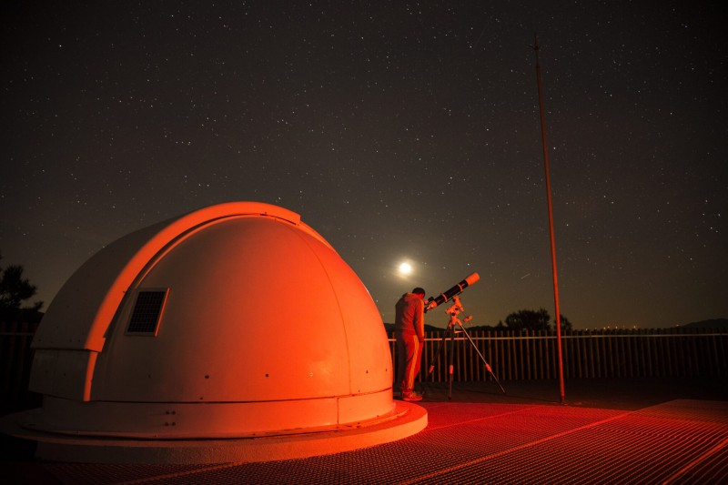 <span style='color:#780948'>ARCHIVED</span> -  February 29th: Puerto Lumbreras Observatory nocturnal tour
