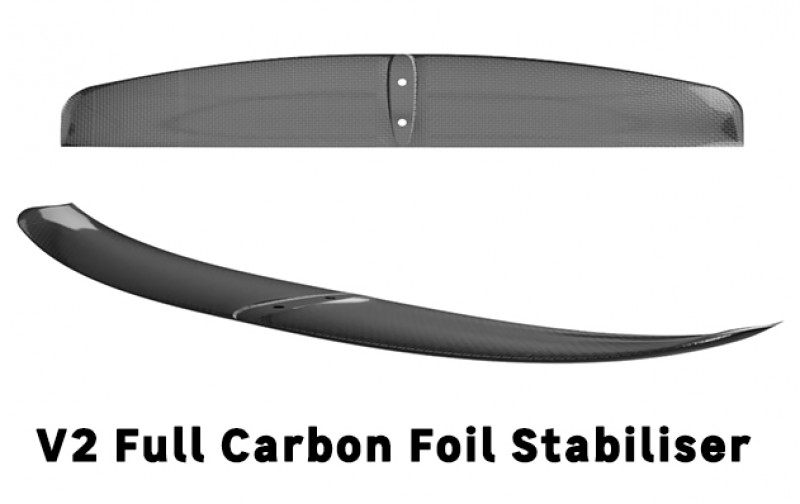R-800 AFS Full Carbon Foil Wing SKU: 13494 for Racing Experienced Riders