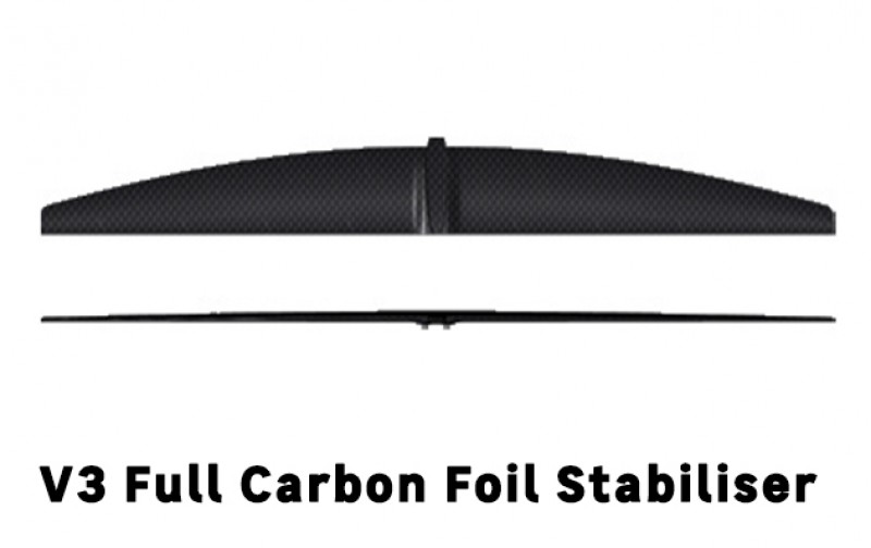 R-1000 AFS Full Carbon Foil Wing SKU: 14171 for Racing Experienced Riders