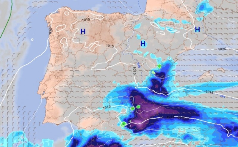 <span style='color:#780948'>ARCHIVED</span> - Aemet admits shortcomings in forecasting the storm which hit Murcia on Tuesday