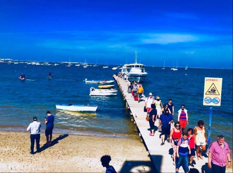 Ferry resumes between Santiago de la Ribera - La Manga del Mar Menor