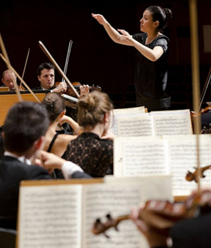 <span style='color:#780948'>ARCHIVED</span> - 25th September OSRM Beethoven 6th Symphony: Murcia Auditorium