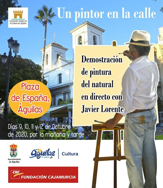 Cultural events in Águilas October
