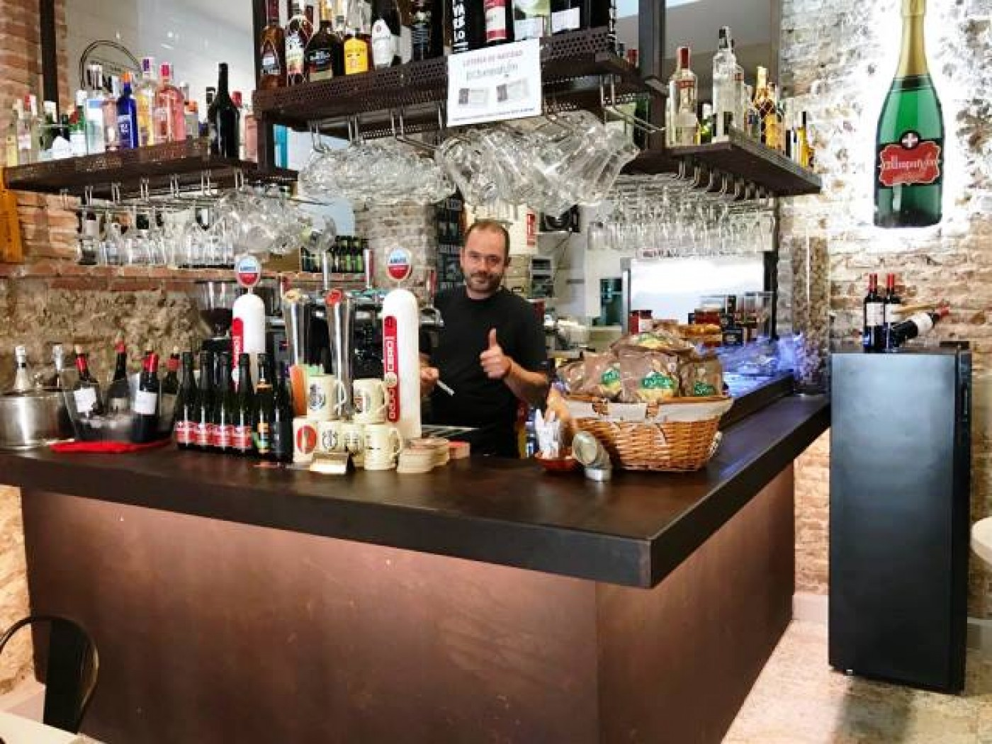 El Champanico Bistro Café Cartagena