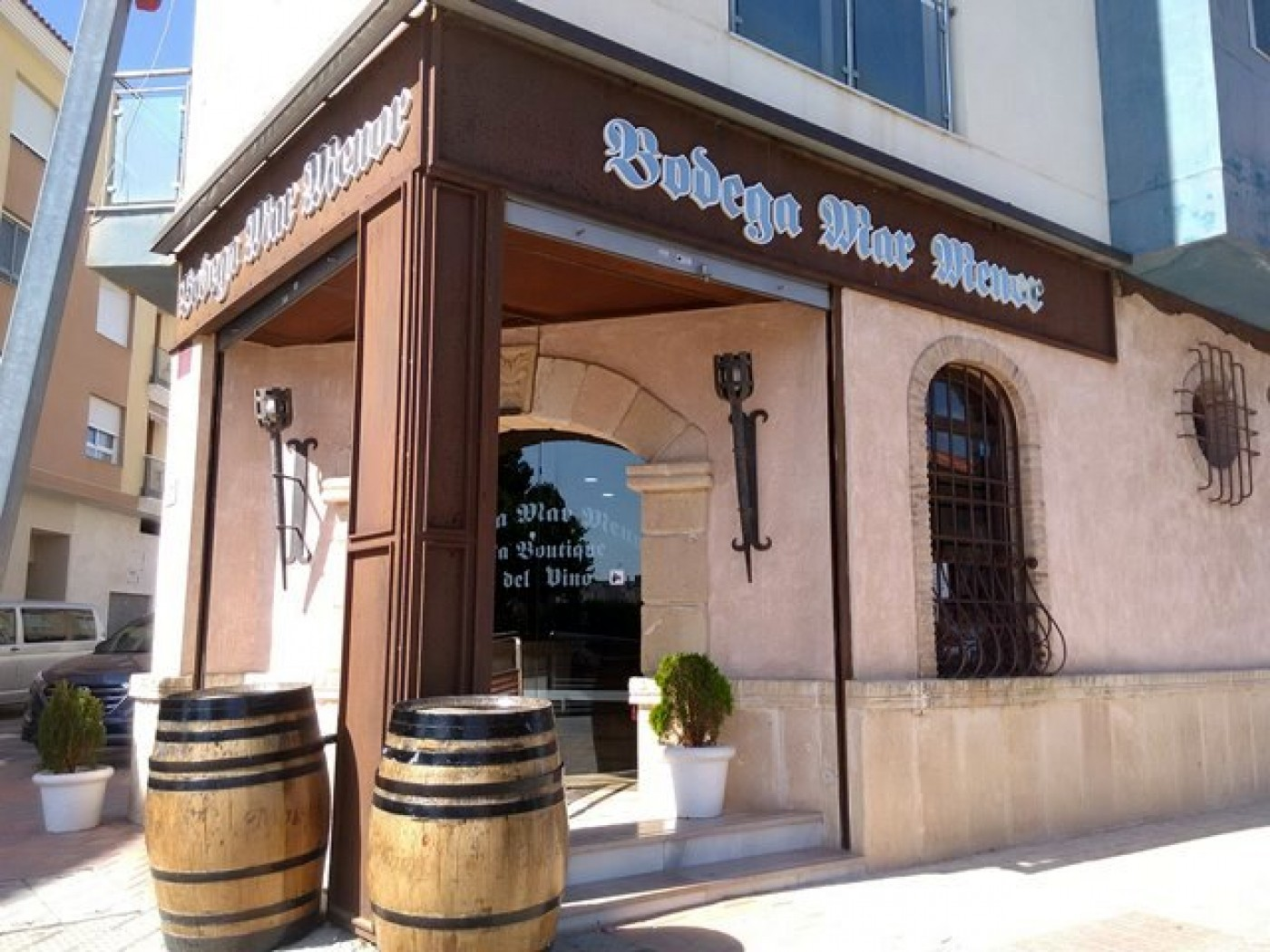 Bodega Mar Menor wine specialists in Torre Pacheco