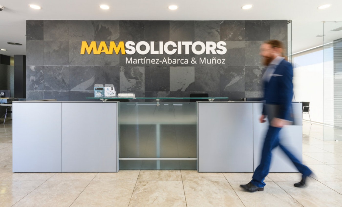 MAM Solicitors in San Javier