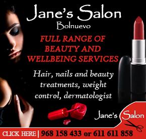 Janes Hair and Beauty Salon Bolnuevo